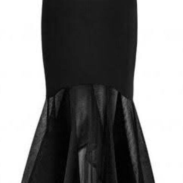 Sheike True Love Maxi Fishtail Skirt Size 6