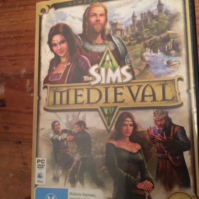 Sims Pc Game