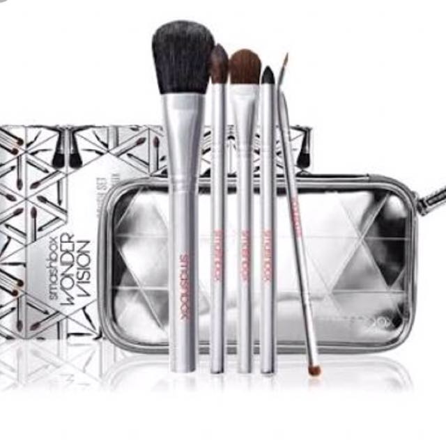 Smashbox  WonderVision Holiday Brush Set