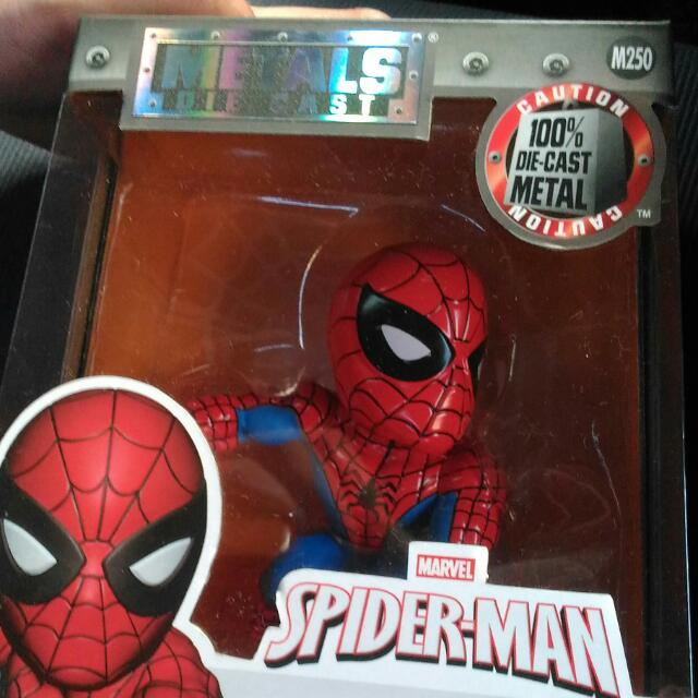 Spiderman Metals Die Cast