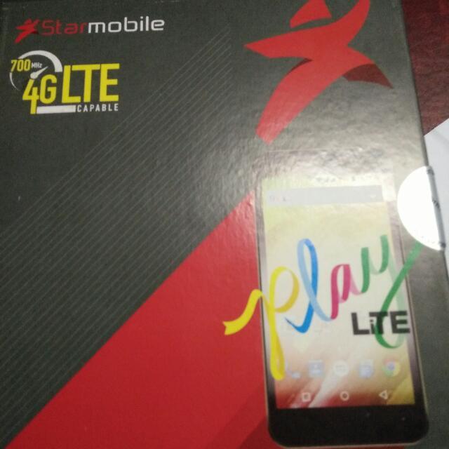 Starmobile 4g LTE