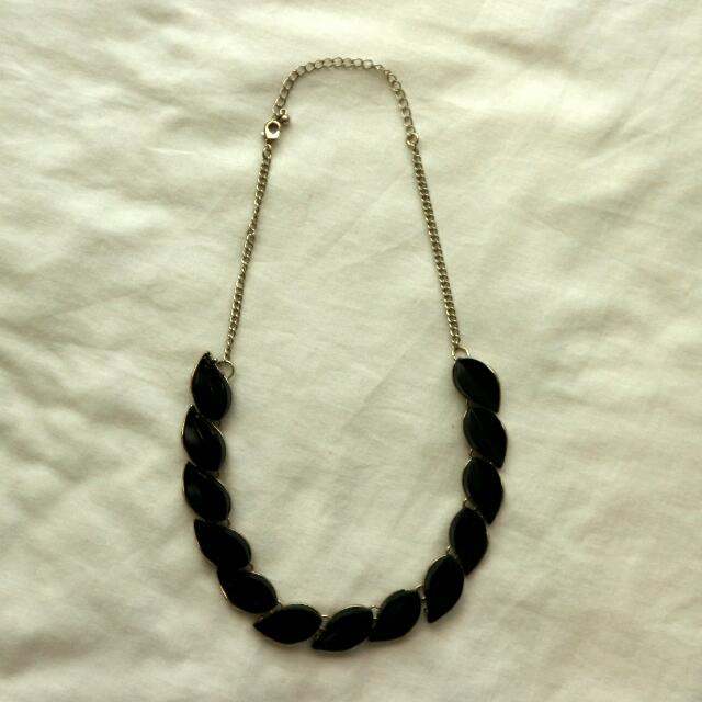 Statement Necklace H&M - Black
