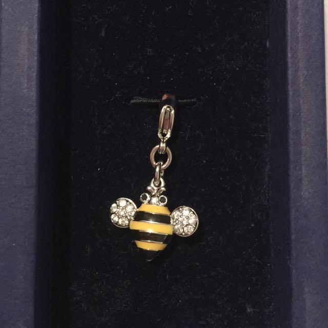 Swarovski Bee Charm