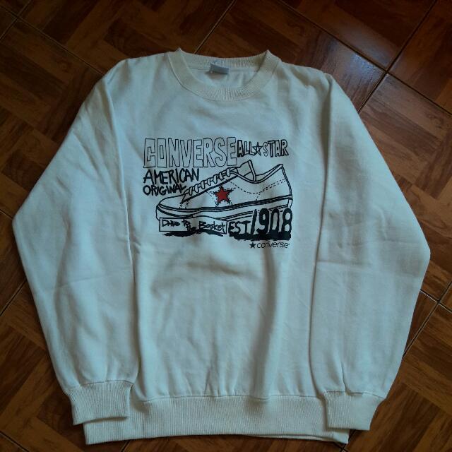 Sweater Converse