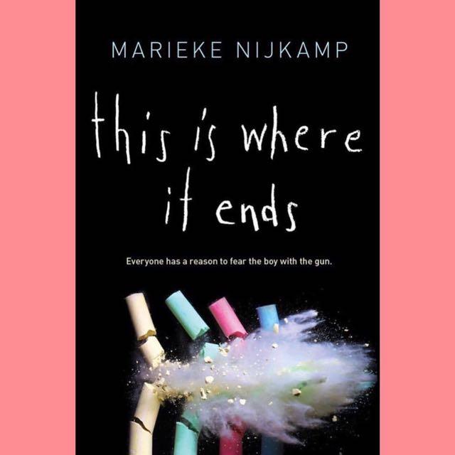 This Is Where It Ends By Marieke Nijkamp (ebook)