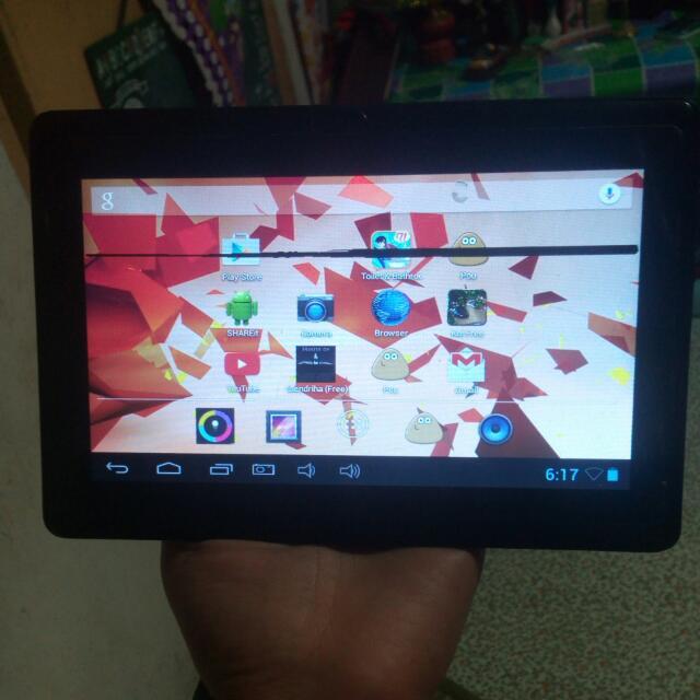 Thompson Tablet