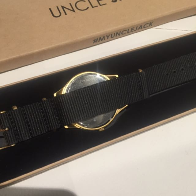 Uncle Jack Authentic Watch Worn Once