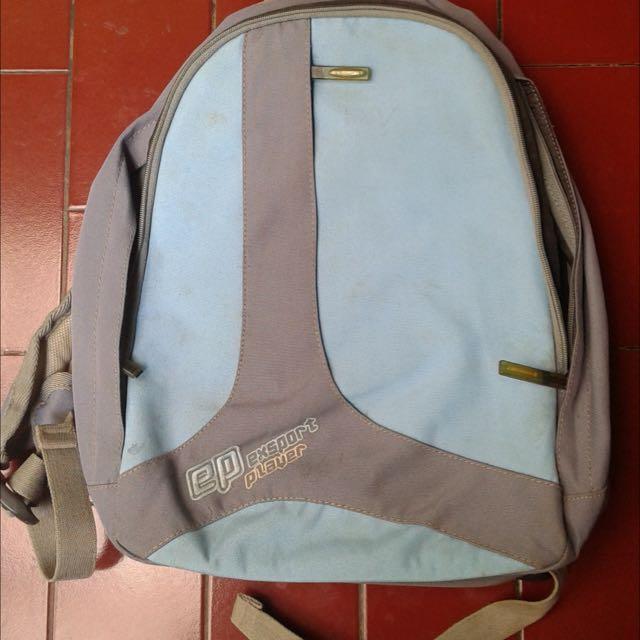 UNISEX  Backpack Export Tas Gendong 3ff98e9a9d