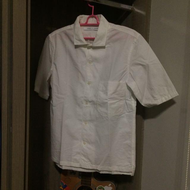 UQ全新白襯衫