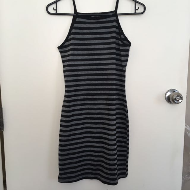 Valleygirl Striped Dress Size small