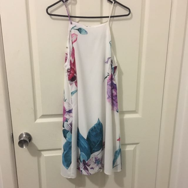 White Closet Dress