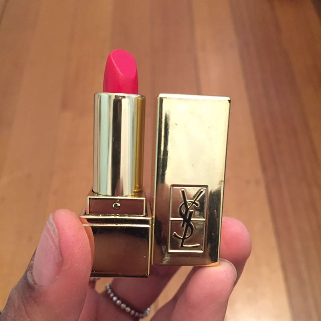 YSL LIPSTICK AUTHENTIC (RED)
