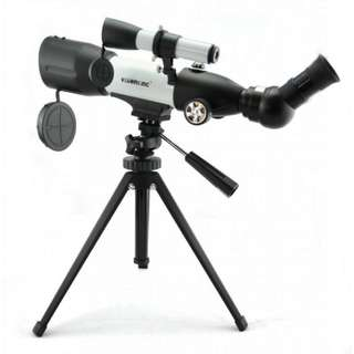 VISIONS ASTRONOMICAL TELESCOPE 120x LOOK AT STARS OR SPY, PLANETS AND GALAXIES A UNINVERSE AWAITS YOUR EXPLORATION