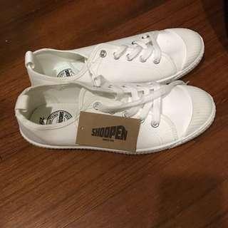 韓國品牌SHOOPEN小白鞋