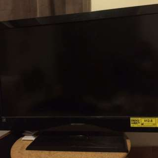 Barely Used Emerson Flat Screen Tv