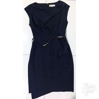 Michael Kors Dress with Belt