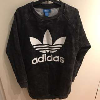 Addidas XS Long Sweater