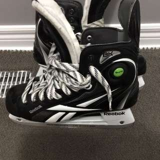 Reebok pump Skates