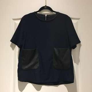 Zara Pocket Shirt