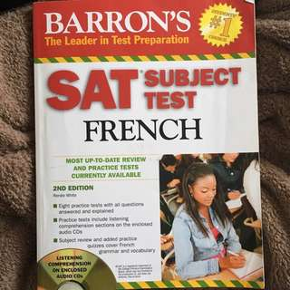 SAT Study Guide - French