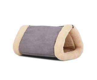 Faux Suede Pet Bed