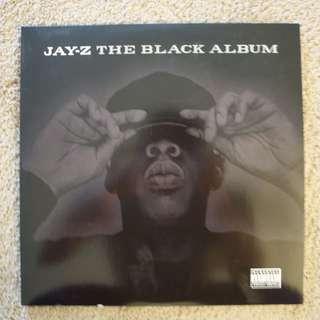 Jay-Z Black Album Vinyl