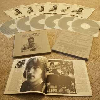 Eric Clapton Crossroads Vintage Rock Vinyl Record Collection 6 Record Set