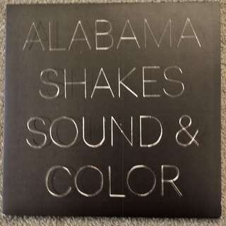 Alabama Shakes Sound And Color Special Edition White Vinyl Blues Rock