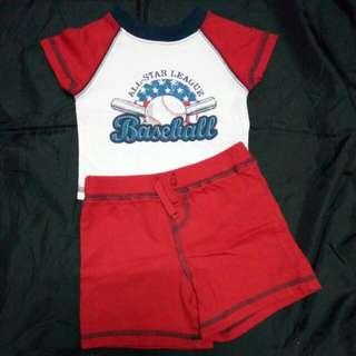 T-shirt N Pants Newborn