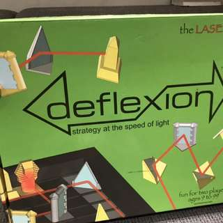 DEFLEXION BOARD GAME