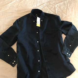 M Denim Shirt NWT