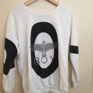 Boy London Crew Neck Sweater