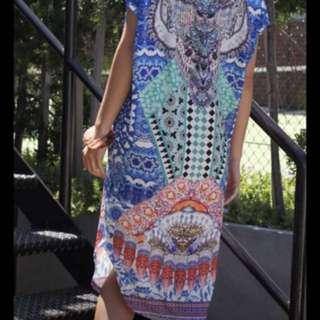 Long T Shirt Dress