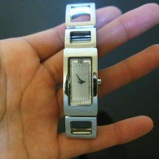DKNY Silver Ladies Watch