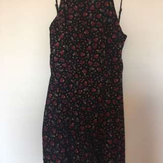 All About Eve Floral Dress