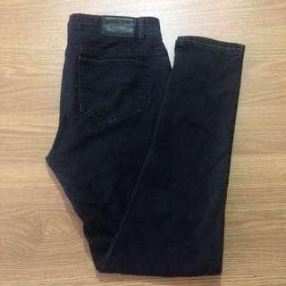 Lee Cooper Black Denim Jeans