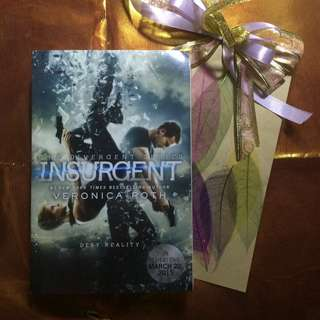 Insurgent Movie Tie-In Edition (Veronica Roth)
