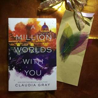 A Million Worlds With You (Claudia Gray)