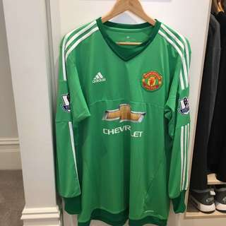 Manchester United 2015/16 Jersey