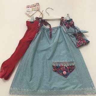 PROMO!Baby Dress Set