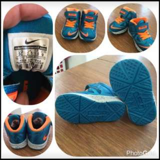 Baby Blue Nike Shoes