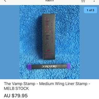 BACK IN STOCK - The Vamp Stamp - Medium Stamp