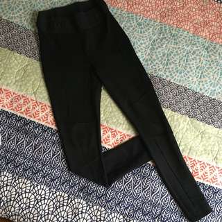 Zara High waisted Leggings