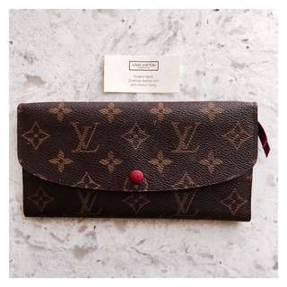 Louis Vuitton Brown Monogram Wallet
