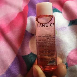 Laneige Brightening Cleansing Oil
