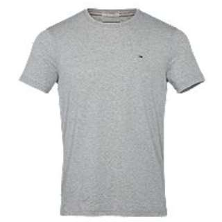 TOMMY HILFIGER GREY TEE SIZE SMALL UNISEX