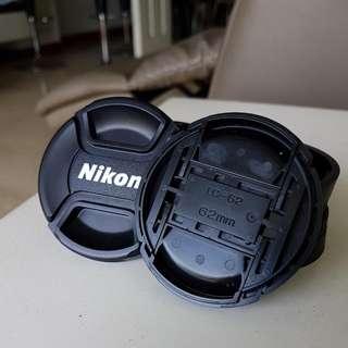 Nikon  Lens Cover 62mm (LC-62)