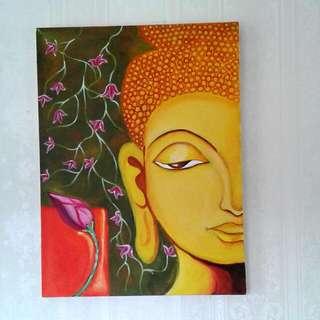 Budhaa Painting