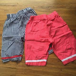Pajamas (Bundle Of 2)