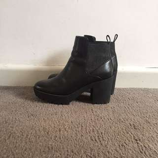 Staccato Ankle Boots